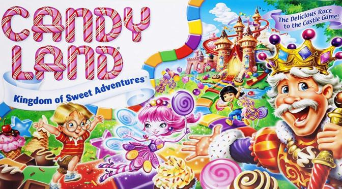 Candy Land: Oct. 19, 6:30 – 8:00 PM