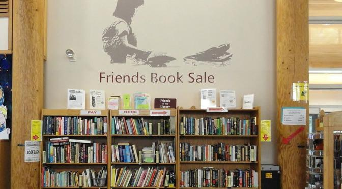 Friends of the Library Book Place is Open!