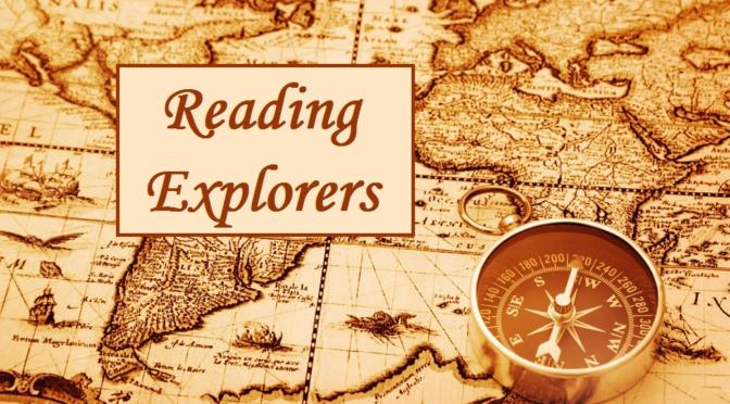 Reading Explorers: October 2, 4:00 – 5:00 pm