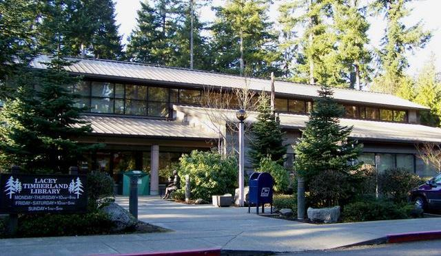 Lacey Timberland Library Reopens April 1st!