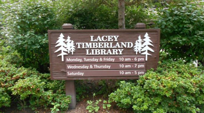 The Lacey Library Needs Our Help