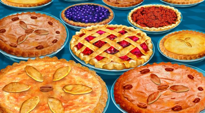 Pie in the Library: The Fifth Annual Lacey Community Pie Contest, August 10