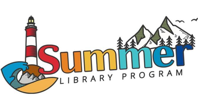 summer library program: june 1 – August 31